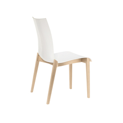 fina Wood 6808 | Chairs | Brunner