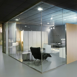 WL Partition | Wall partition systems | Tecno