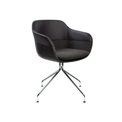 crona Chair 6371/A | Visitors chairs / Side chairs | Brunner