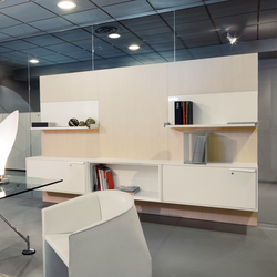 WL Partition | Shelving | Tecno