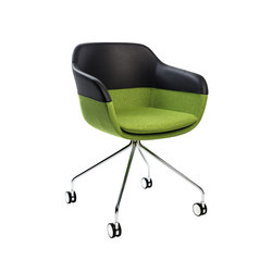 crona Chair 6373 | Visitors chairs / Side chairs | Brunner