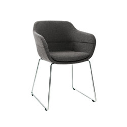 crona Chair 6365/A | Visitors chairs / Side chairs | Brunner
