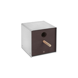 Twitter.Brown Nesting Box | Bird houses / feeders | keilbach