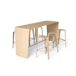 hoc | Bar tables | Brunner