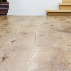 Rustic Oak natural oil solid | Wood flooring | Bolefloor