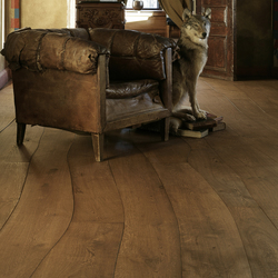 Rustic Oak stained oil solid | Wood flooring | Bolefloor