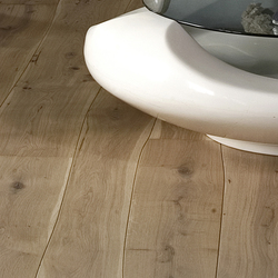 Rustic Oak brushed solid | Wood flooring | Bolefloor