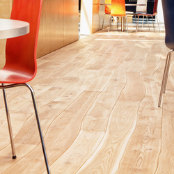 Natural Oak with sapwood unfinished parquet | Wood flooring | Bolefloor