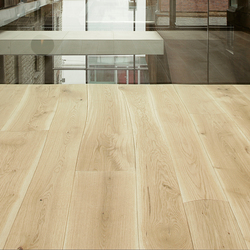 Natural Oak with sapwood stained oil parquet | Wood flooring | Bolefloor