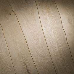 Natural Oak without sapwood unfinished solid | Wood flooring | Bolefloor