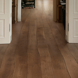 Natural Oak without sapwood stained oil solid | Wood flooring | Bolefloor