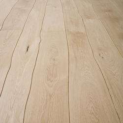 Natural Oak without sapwood unfinished parquet | Wood flooring | Bolefloor