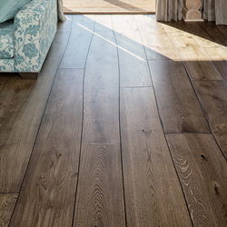 Natural Oak without sapwood stained oil parquet | Wood flooring | Bolefloor
