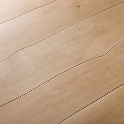 Select Oak unfinished parquet | Wood flooring | Bolefloor