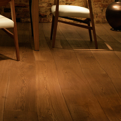 Select Oak brushed parquet | Wood flooring | Bolefloor