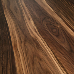 Walnut unfinished solid | Wood flooring | Bolefloor