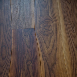 Walnut natural oil solid | Wood flooring | Bolefloor