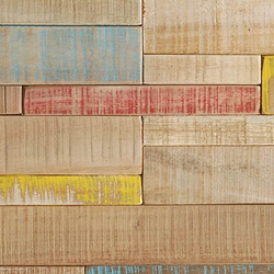 Cocomosaic h.v. envi stick tiles multicolor | Pavimenti in legno | Cocomosaic