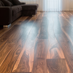 Walnut stained oil solid | Wood flooring | Bolefloor