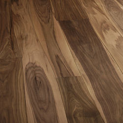 Walnut unfinished parquet | Wood flooring | Bolefloor