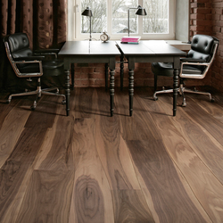 Walnut natural oil parquet | Wood flooring | Bolefloor