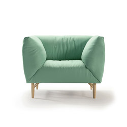 Copla Armchair 110 | Poltrone lounge | Sancal