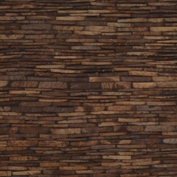 Cocomosaic wall tiles coco stone look natural grain | Dalles en coco | Cocomosaic