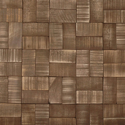 Cocomosaic envi square espresso wash | Coconut flooring | Cocomosaic