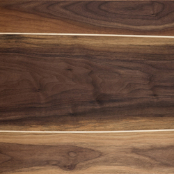 Walnut with maple inlay | Wood flooring | Bolefloor