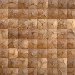 Cocomosaic wall tiles grand canyon | Mosaïques en coco | Cocomosaic