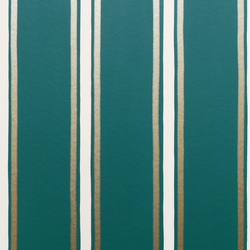 Ray Malachite col. 001 | Wall coverings / wallpapers | Dedar