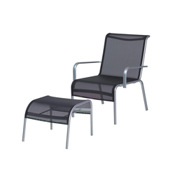 Acapulco chair and stool | Sillones de jardín | Karasek