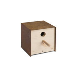 Twitter.Iron Nesting Box | Bird houses / feeders | keilbach