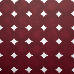 Balloons Cerise col. 001 | Wall coverings / wallpapers | Dedar