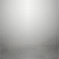 Little Bubbles Argent  col. 001 | Wall coverings | Dedar