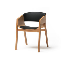 Merano Chair upholstered | Sillas de visita | TON