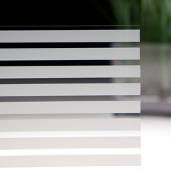 3M™ Fasara™ Glass Finish SH2FGSL-G Slat Glace | Wall films | 3M