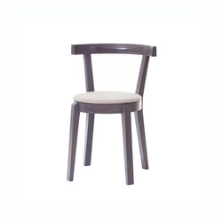 Punton Chair upholstered | Restaurant chairs | TON