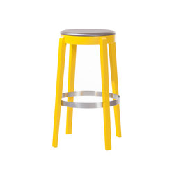 Punton Barstool upholstered | Sgabelli bar | TON