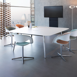 Keypiece | Tables multimédia | Walter Knoll