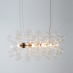 Cloud | Suspended lights | Isabel Hamm