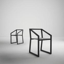 HTSB101 telaio | Restaurant chairs | HENRYTIMI