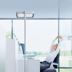 ATARO LED Free-standing luminaire | General lighting | H. Waldmann