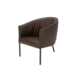 Rumba armchair | Poltrone lounge | Jori