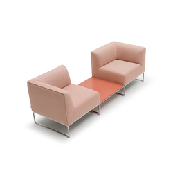 Mell seating group | Asientos modulares | COR