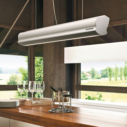 Extractor with wing slats | Hottes de cuisine | bulthaup
