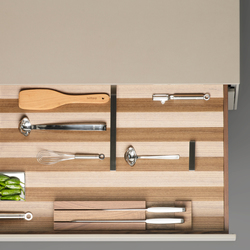 bulthaup b3 interior system | Kitchen organization | bulthaup