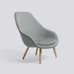 About A Lounge Chair AAL92 | Lounge chairs | Hay