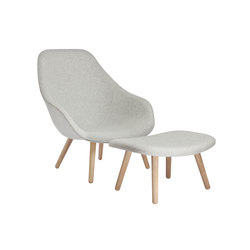 About A Lounge Chair AAL92 | Loungesessel | Hay