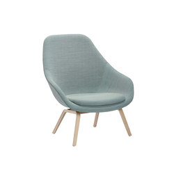 About A Lounge Chair AAL93 | Poltrone lounge | Hay